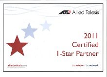 Диском НТ - 1 Star Partner Allied Telesis