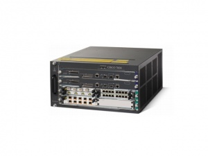7604-RSP7C-10G-R Cisco 7604 Chassis,4-slot,Red System,2RSP720-3C-10GE,2PS